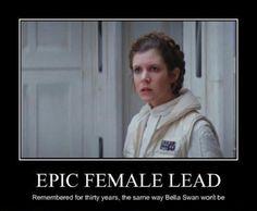 Epic Female Lead
