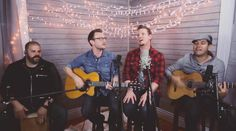 Unspoken - Feliz Navidad (Acoustic Performance) - Music Videos