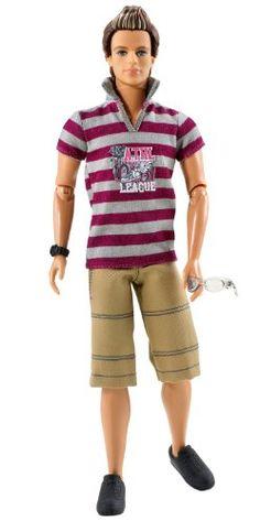 Barbie Fashionistas Ken Sporty Doll Mattel (2010) - Harry