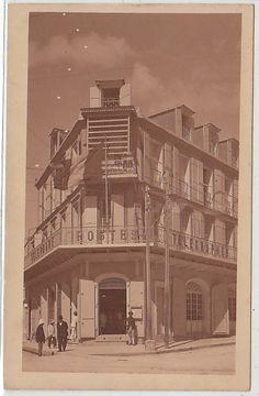 GUADELOUPE POINTE A PITRE - carte photo du bureau de Poste vers 1910