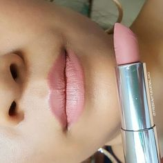 Maybelline Color Sensational Matte Lipstick in Daringly Nude