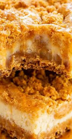 Graham Cracker Crumbs, Graham Crackers, Creme Brulee Cheesecake Bars, Pecan Bars, Make Ahead Desserts, Butterscotch Chips, Baked Chips, Cheese Cakes, Bar Recipes