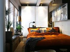 Image result for small bedroom ideas for young men