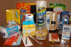 P  most loved products Prize package from About A Mom