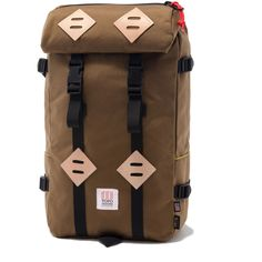 Topo Designs Klettersack 22L Backpack | Coyote