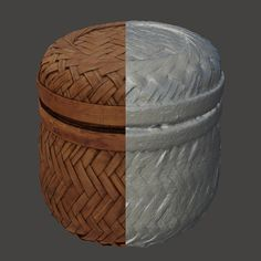 Human photo references and textures for artists - - Show Photos 3d Artist, Show Photos, Photo Reference, Rattan, Objects, Texture, Box, Wicker, Surface Finish