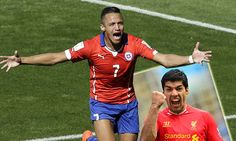 Alexis Sanchez says he would prefer to join Arsenal and not Liverpool