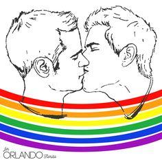 Strage a Orlando - Florida. Altre morti senza senso... #orlando #strage #shooting #lgbt #florida #pulse #loveislove