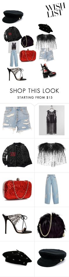 """""""#PolyPresents: Wish List"""" by arionna-alexis-re-stanley ❤ liked on Polyvore featuring Gucci, Coco + Jaimeson, Akira, Monique Lhuillier, Jonathan Simkhai, Giuseppe Zanotti, Steve Madden, Manokhi, contestentry and polyPresents"""