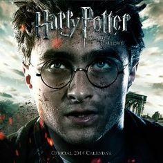 LOVE IT! The Harry Potter 2014 calendar!  #harrypotter