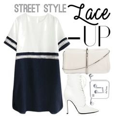 """""""Lace up booties"""" by mareehamasood246 ❤ liked on Polyvore featuring Happy Plugs, 3.1 Phillip Lim and Yang Li"""
