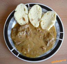 Cheeseburger Chowder, Hummus, Soup, Ethnic Recipes, Design, Soups