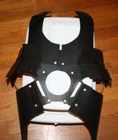 DIY -$25 Iron Man - Mark V Suit Tutorial by FETTS.SOBRIQUET - The SuperHeroHype Forums