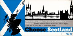 Dear No camp, Cameron, Clegg & Miliband are part of problem. Yes is Scotland's future in our hands #VoteYes #indyref pic.twitter.com/gfghcK0bGM