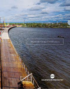 Soletanche Freyssinet -Rapport d'activité 2014
