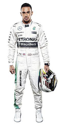 Lewis Hamilton - Driver MERCEDES AMG PETRONAS FORMULA ONE TEAM