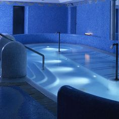 5 Star Rome Health Spa Hotel: Hotel de Russie Wellness Zone Rome