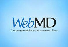 Honest Slogans WebMD