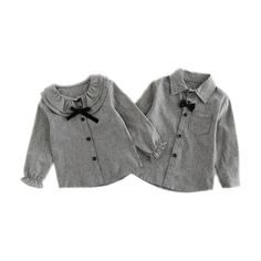 Now available on our store: Family Matching O... Check it out here! http://jagmohansabharwal.myshopify.com/products/family-matching-outfits-brother-sister-clothes-casual-grey-stripe-shirt-spring-summer-boys-girls-tops-blouse-family-look?utm_campaign=social_autopilot&utm_source=pin&utm_medium=pin