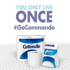 If you've never gone commando before, today is your day.