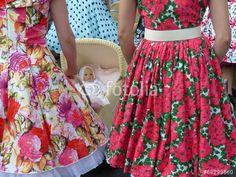 Petticoat und Kleider der Fünfzigerjahre bei den Golden Oldies in Wettenberg Krofdorf-Gleiberg bei Gießen