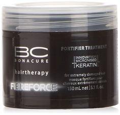 Schwarzkopf 16624700744 BC Fibre Force Fortifier Treatment - For Extremely Damaged Hair - 150ml-5.1oz >>> Click image for more details.