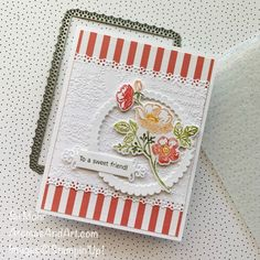 Pretty Cards, Cute Cards, Color Contour, Free Summer, Birthday Cards For Men, Creative Cards, Young Living, Pansies, Stampin Up Cards