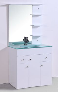 Legion WTM8104 Traditional Bathroom Vanity Set $669