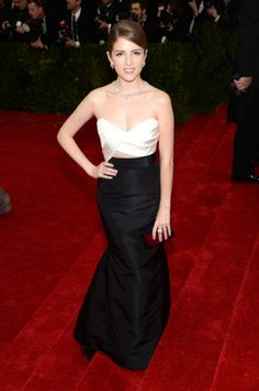Anna Kendrick -- See More Fabulous Celeb Pics from the 2014 Met Gala | Twist