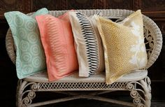 Fairview Place: Color Therapy: Peach & Coral