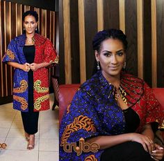 3 words to qualify – Cosmopolitan, Pleasing, and Classy! If you've have been reading our articles, you would know how much we love Ankara styles. You can literally sew any… African Inspired Fashion, African Print Fashion, Africa Fashion, African Fashion Dresses, Fashion Prints, Fashion Design, African Prints, Ankara Fashion, Fashion Outfits