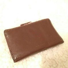 Leather wallet Cute, free with purchase jcpenney Accessories