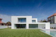 Project designed by Sebastião Moreira - House in Foz, Porto