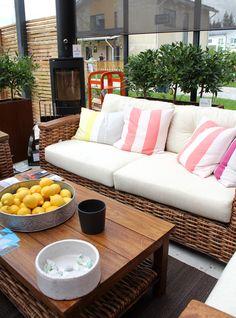 284 Outdoor Sofa, Outdoor Furniture, Outdoor Decor, Home Decor, Decoration Home, Room Decor, Interior Design, Home Interiors, Backyard Furniture