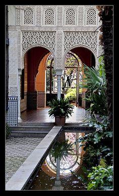 """Carmen de """"Los Mártires"""" Granada. Spain"""