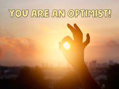 Optimist pessimist realist idealist opportunist quiz