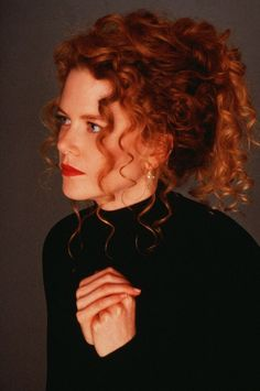 Curly Ginger Hair, Curly Red Hair, Red Hair Inspo, Hair Reference, Foto Art, Dream Hair, Nicole Kidman, Curly Girl, Hair Day
