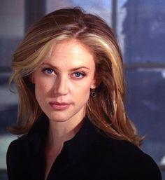 "Ally Walker as Dr. Samantha""Sam""Waters / Profiler 1996-2000"