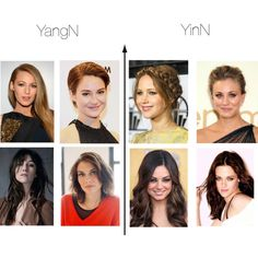YinN and YangN Faces by thewildpapillon on Polyvore featuring beauty