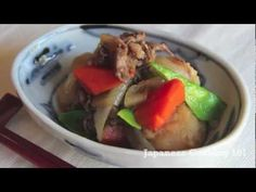 Nikujaga Recipe Video - Japanese Cooking 101 | Easy Japanese Recipes