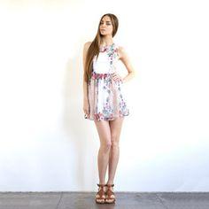 Secret Garden Dress Multi, $85, now featured on Fab.
