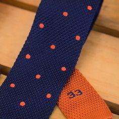 Knit tie by 33  www.treinta-tres.com