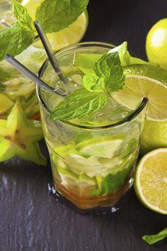 Cócteles de verano light y llenos de sabor  http://stylelovely.com/galeria/cocteles-verano-ricos-sanos/