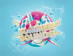 - Summersounds - Visual for an event.named Summersounds. Made with Blender3D, Mitsuba Renderer and Photoshop.  http://bork81.com  #visual #flyer #cgi #techno #bork81 #sebastianbork #blender3d #mitsuba #photoshop