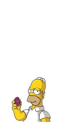 Simpsons phone wallpapers white Simpson Wallpaper Iphone, Funny Iphone Wallpaper, Disney Phone Wallpaper, Mood Wallpaper, Funny Wallpapers, Cartoon Wallpaper, Phone Wallpapers, The Simpsons Movie, Simpsons Cartoon