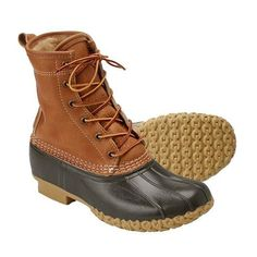 L.L.Bean women's Bean boots–and 17 more stylish winter boots for the cold season ahead