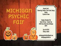Michigan Psychic Fair in Plymouth, MI Spirit Guides, Plymouth, Michigan, Cards, Maps, Playing Cards