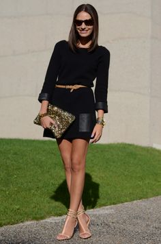 LBD casual style