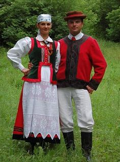 ... about Polish costumes on Pinterest | Folk Costume, Poland and Krakow