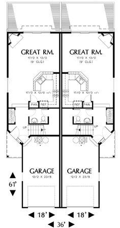 Best 67 Best Duplex Plans Images Duplex Plans Duplex Floor 400 x 300